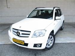MERCEDES CLASSE GLK CDI 4Matic Blue EFFICIENCY Sport