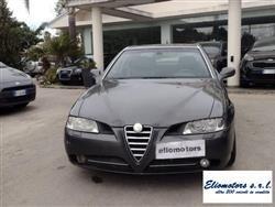 ALFA ROMEO 166 2.4 JTD M-JET 20V Exclusive