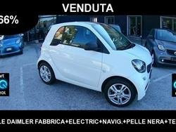 SMART FORTWO -66% ELECTRIC EQ+NAVIG.+CAVO VELOCE 22KW+PELLE