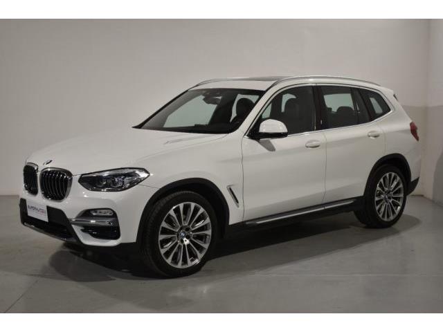 BMW X3 xDrive20d Luxury SERVICE 5 ANNI-100.000 TETTO PANO