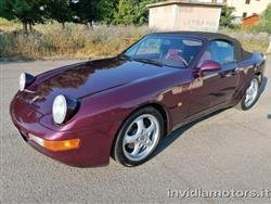 PORSCHE 968 Cabriolet-ASI-Manuale-Full Opt.