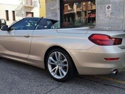BMW Serie 6 Coupè 640i Cabrio Futura auto