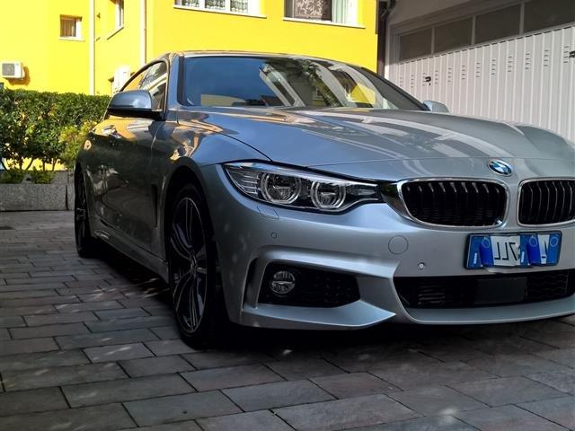 BMW SERIE 4 420d xDrive Gran Coupé Msport