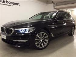 BMW SERIE 5 d Touring Business auto